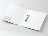 紙製バインダーUP表面