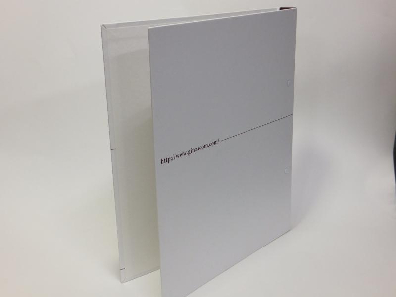 (業務用50セット) プラス フラットファイル/紙バインダー 【A5/2