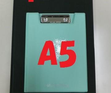 A5版のクリップボード出来ます!