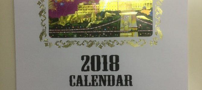11月のスタートはスーパークリスタルカレンダーです。