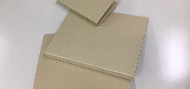 この紙製バインダー根強い人気です!