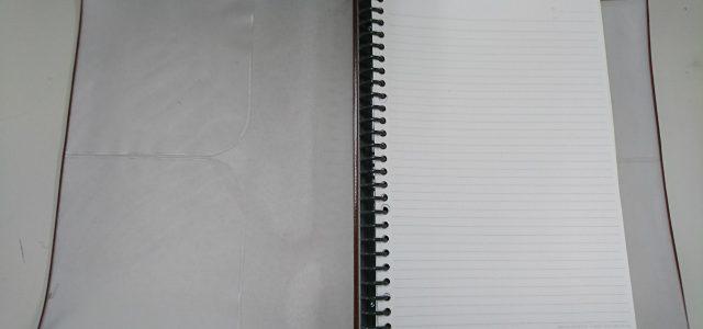 オリジナルのメモ帳をお勧めします