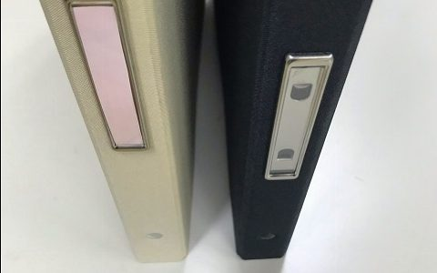 オリジナルの背見出しファイルおすすめです。